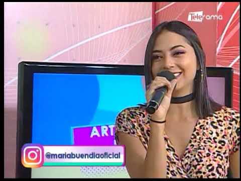 María Buendía Cantante