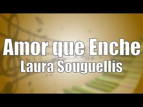 Amor que enche - Laura Souguellis (Piano c/ cifras)