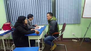 Study in Japan - Selection Interview by School..!