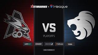 AGO vs North, map 2 dust2, StarSeries i-League Season 5 Finals