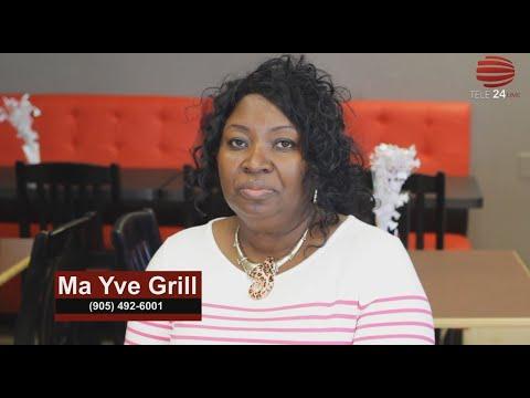 Le restaurant Ma Yve Grill à Toronto. La qualité. Tout simplement