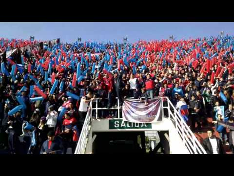 San Lorenzo 2 River 1 | Recibimiento - La Gloriosa Butteler - San Lorenzo - Argentina - América del Sur
