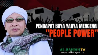 Video Pendapat Buya Yahya Mengenai People Power - Buya Yahya Menjawab MP3, 3GP, MP4, WEBM, AVI, FLV Mei 2019