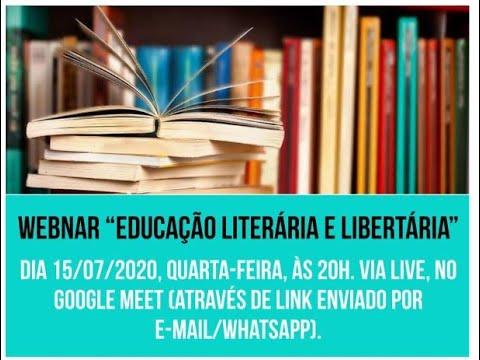Educação libertária e literária - ENTREVISTA COM ROBERTO PINHEIRO