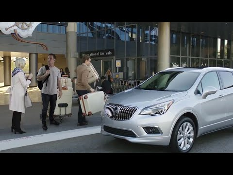 A Real Person Named Mahk Is Inserted Into a Commercial for the 2017 Buick