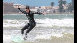 Katrina Kaif Enjoying Surfing In Sea  Watch VideoSUBSCRIBE,Like & Share to BollywoodMirchii for latest updates on Bollywood News,Gossips & More....BollywoodMirchii: https://www.youtube.com/user/BollywoodMirchii