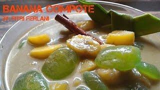 Ingredients :5 Banana (Pisang Kapok)2-3 Sweet Potato (Ubi)Palm Fruit (Kolang Kaling)250 ml Coconut Milk750 ml water1/2 tsp of Salt400 gr melted Palm SugarCinnamonPandan leafSugarPlease Follow my social media :IG : cosmic_fitriTwitter : cosmic_fitri