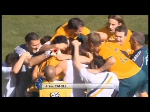 84 – Tim Cahill: Australia v Japan 2006 – 90 World Cup Minutes In 90 Days