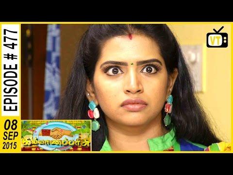 Kalyana Parisu 08-09-2015 | Sun Tv Serial