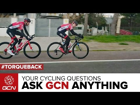 What Can I Do About Headwinds? | Ask GCN Anything About Cycling