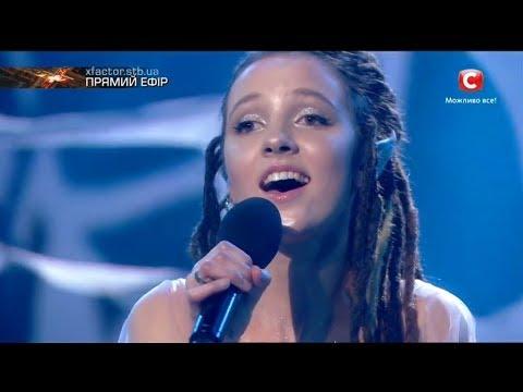 Даша Ступак - Mecano - Hijo de la Luna |Шестой прямой эфир«Х-фактор-8» (16.12.2017)