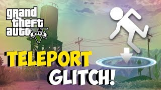 """GTA 5 Glitches & GTA 5 Online Glitches: How to """"TELEPORT"""" to Anywhere on the Map! """"Teleporting Glitch"""" """"GTA 5 Glitches 1.14""""..."""