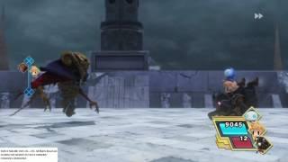 World of Final Fantasy: Final Boss Fail