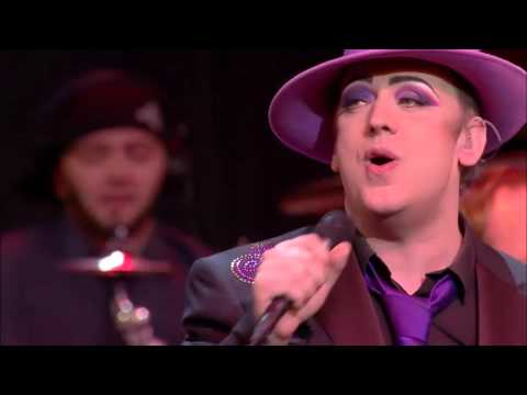 Boy George - Do You Really Want To Hurt Me (The Prince's Trust : Rock Gala 2011)