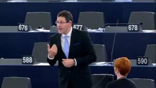 Képviselői felszólalás – 2016.09.14. Strasbourg