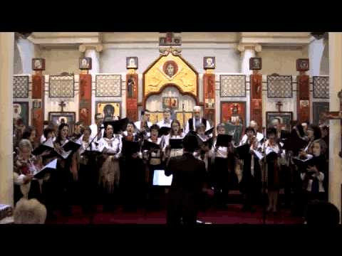 Янголи в небі — Chorale Saint Vladimir le Grand, Paris (Щедрівки, колядки)