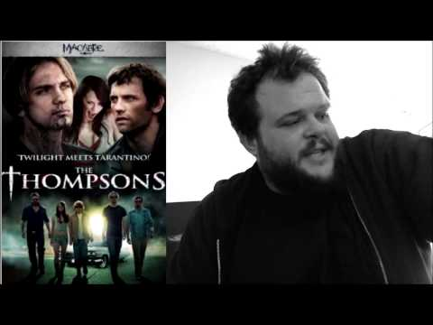 The Thompsons (2012) vampire movie review