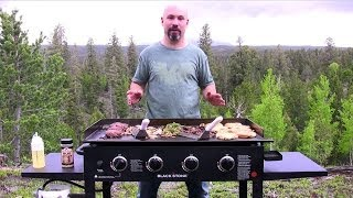 """Blackstone 36"""" Griddle Cooking Station Experience"""