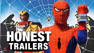 Video Honest Trailers - Japanese Spider-Man (Supaidāman) MP3, 3GP, MP4, WEBM, AVI, FLV Desember 2018