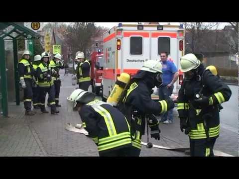 Berndorf: Vier Verletzte bei Brand durch Heizdecke