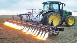 Video Amazing Modern Agriculture Machine Tractor in Action - Latest Technology Agriculture Farm Equipment MP3, 3GP, MP4, WEBM, AVI, FLV Oktober 2018