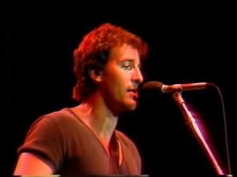 Fire - A very hot song from Bruce. It's not 
