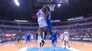 Brownlee Puts Forrester on a Poster! | PBA Governors' Cup 2016