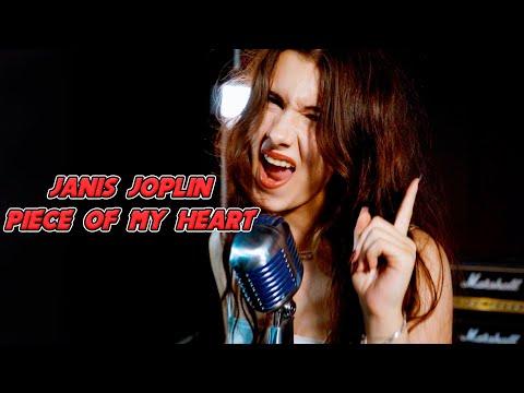 Piece of My Heart (Janis Joplin); by Rockmina feat. The Voodoo Child