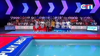 Khmer Game Shows - CNT in the wall 17-11-2012