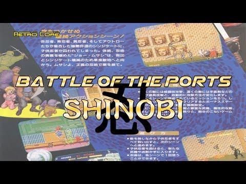 shinobi atari oyunu oyna