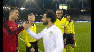 Video C. Ronaldo vs Mo Salah (Performances Comparison) | Portugal - Egypt 2018 MP3, 3GP, MP4, WEBM, AVI, FLV September 2018