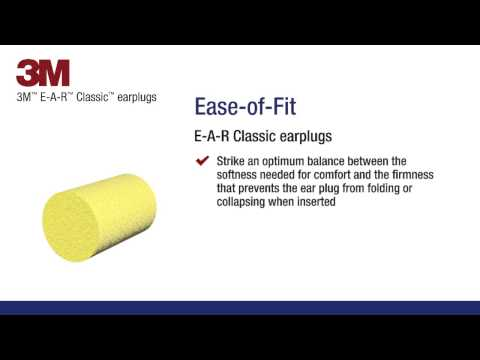 אטם נגד רעש בקופסה EAR