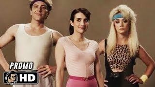 AMERICAN HORROR STORY 1984 Official Cast Promos (HD) Emma Roberts by Joblo TV Trailers