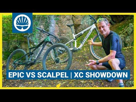 Specialized Epic vs Cannondale Scalpel   2020 XC Bike SMACKDOWN