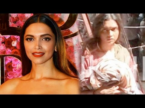 Deepika Padukone REACTS To Her HORRIBLE Look For M