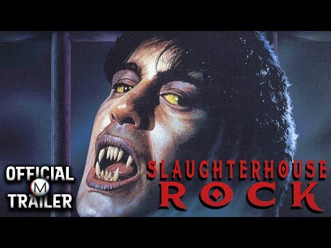 SLAUGHTERHOUSE ROCK (1988) | Official Trailer | 4K