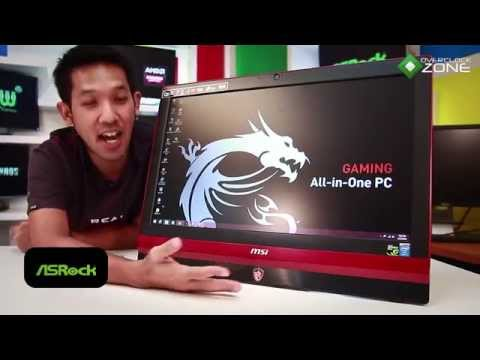 OverclockZone TV EP.507 : MSI Gaming All-in-One PC AG240 2PE (HD)
