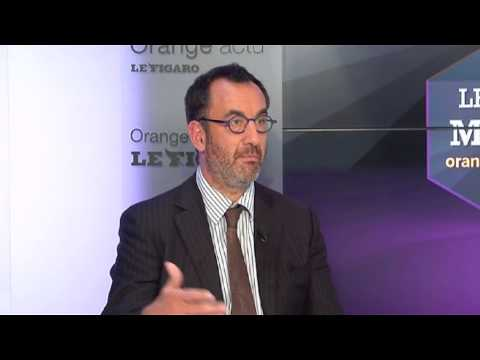 Arnaud Nourry, PDG d'Hachette :