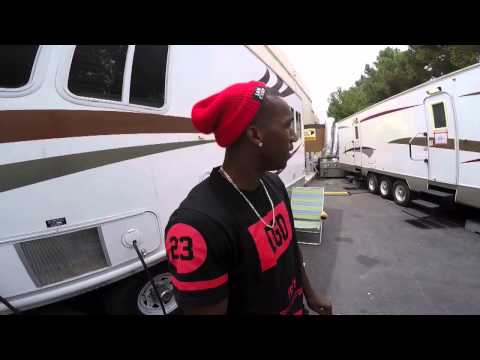 BTS with Hopsin on Murder In The First Ep. 1