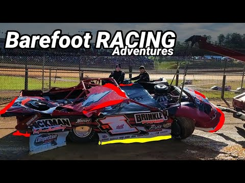 Ep. 18, A Rough (Dirt) Track = Exciting Racing Action!?