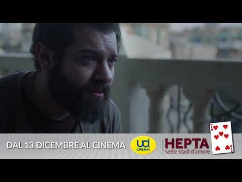 Preview Trailer Hepta. Sette stadi d'amore, trailer ufficiale italiano