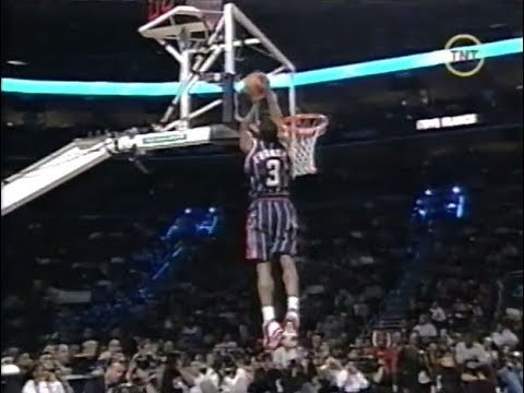 Steve Francis - 2002 NBA Slam Dunk Contest