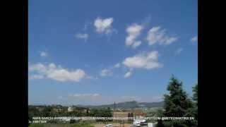 TIMELAPSE CIELOS DE JUNIO 2012 DESDE SANT BOI