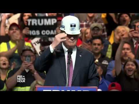 Trump launches aggressive campaign to dismantle Obama climate agenda