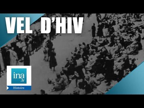 La rafle du Vel d'Hiv, le 16 juillet 1942 | Archive INA