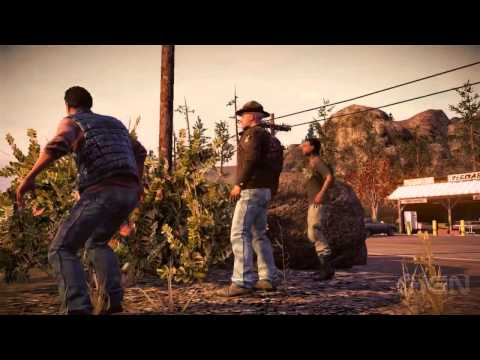 State of Decay Gameplay Trailer