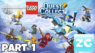 LEGO Quest & Collect Android IOS Walkthrough Part 1 Gameplay HDDownloadGoogle Play : https://play.google.com/store/apps/details?id=com.nexon.legoquestandcollectApp Store : https://itunes.apple.com/ph/app/lego-quest-collect/id1164753678?mt=8Donate To Supporthttps://twitch.streamlabs.com/zrueger
