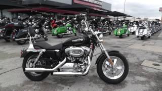 9. 426713 - 2013 Harley Davidson Sportster 1200 Custom   XL1200C - Used motorcycles for sale