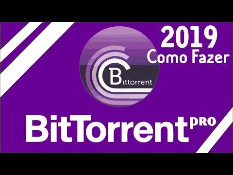 Como Instalar BitTorrent Pro 7 10 Pro Craqueado para PC 2019 [ ATUALIZADO]