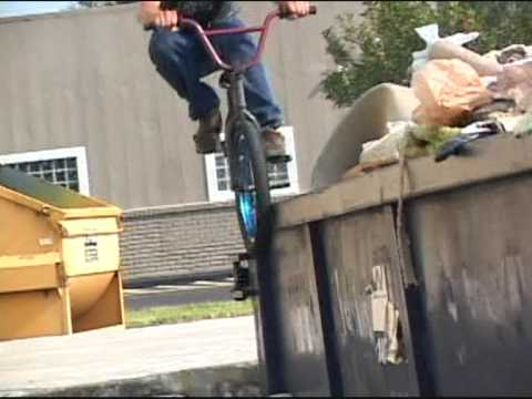 "Daniel Arist - BMX banned 3 ""Better Off Dead"""